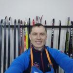 Кондратьев С. А. Тренер-преподаватель по лыжным гонкам.