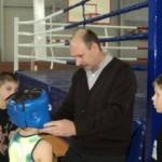 Федотов И. Н., тренер-преподаватель по боксу